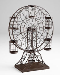 Ferris Wheel Wine Holder 06637 by
