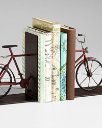 Pedal Bookends 06649 by