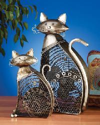 Figurine Fan - Cat by