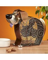 Doggie Figurine Fan by