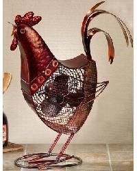 Figurine Fan - Rooster by