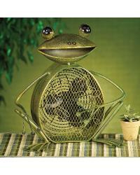 Figurine Fan - Frog by