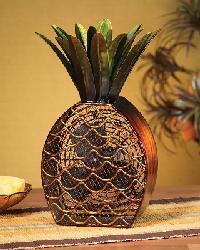 Pineapple Figurine Fan by