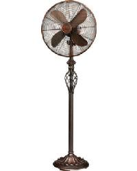 Prestige Rustica Floor Fan by