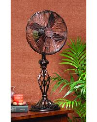 Rustica Table Fan by