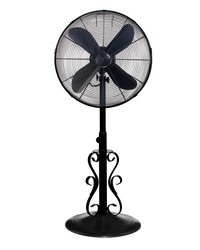 Ebony Outdoor Fan by