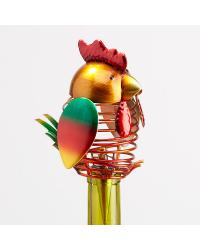 Rooster Wine Bottle Stopper by
