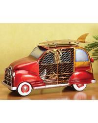 Woody Car Figurine Fan by