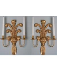 5880 Candle Sconce by