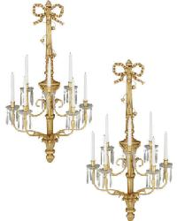 7068 Candle Sconce by
