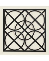 Layered Circles Wall Panel by