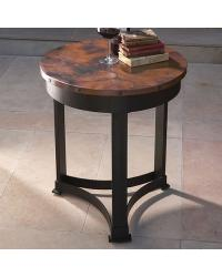 Classic Copper Table by