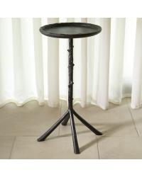Mini Twig Table Aged Bronze Finish by