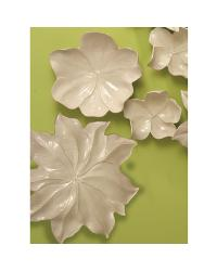 Magnolia Platter Ivory by