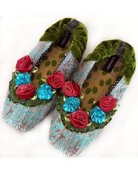 Florista Womens Slipper by