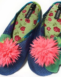 Neon Womens Slipper by