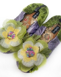 Pixie Womens Slipper by