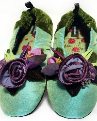 Wood Nymph Womens Slipper by