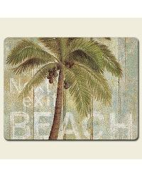Palm Beach Large Cutting Board by