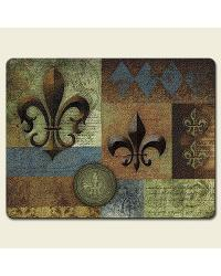 Bourbon Street Large Cutting Board by