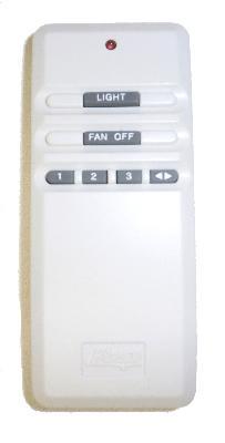 Hunter Fan Co Model 07652-01000 Fan Light Remote Control  Search Results
