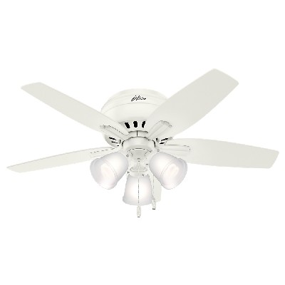Hunter Fan Co Newsome Low Profile with 3-Light Kit Fresh White 51077 Each 590631 hunter fan Newsome Low Profile White Ceiling Fans upc 049694510778 hunter fan Newsome Low Profile White Ceiling Fans upc 049694510778 hunter fan Newsome Low Profile White Ceiling Fans upc 049694510778 hunter fan Newsome Low Profile White Ceiling Fans upc 049694510778 hunter fan Newsome Low Profile White Ceiling Fans upc 049694510778 hunter fan Newsome Low Profile White Ceiling Fans upc 049694510778