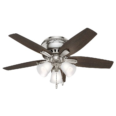 Hunter Fan Co Newsome Low Profile with 3-Light Kit Brushed Nickel 51079 Each 590633 hunter fan Newsome Brushed Nickel/Chrome Ceiling Fans upc 049694510792 hunter fan Newsome Brushed Nickel/Chrome Ceiling Fans upc 049694510792 hunter fan Newsome Brushed Nickel/Chrome Ceiling Fans upc 049694510792 hunter fan Newsome Brushed Nickel/Chrome Ceiling Fans upc 049694510792 hunter fan Newsome Brushed Nickel/Chrome Ceiling Fans upc 049694510792 hunter fan Newsome Brushed Nickel/Chrome Ceiling Fans upc 049694510792