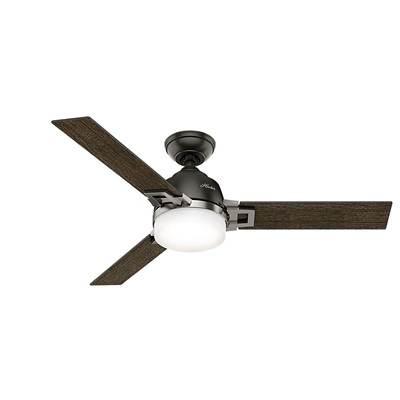 481175 Leoni 59219 leoni nickel 48 Inch ceiling fan bronze and nickel ceiling fan small ceiling fan