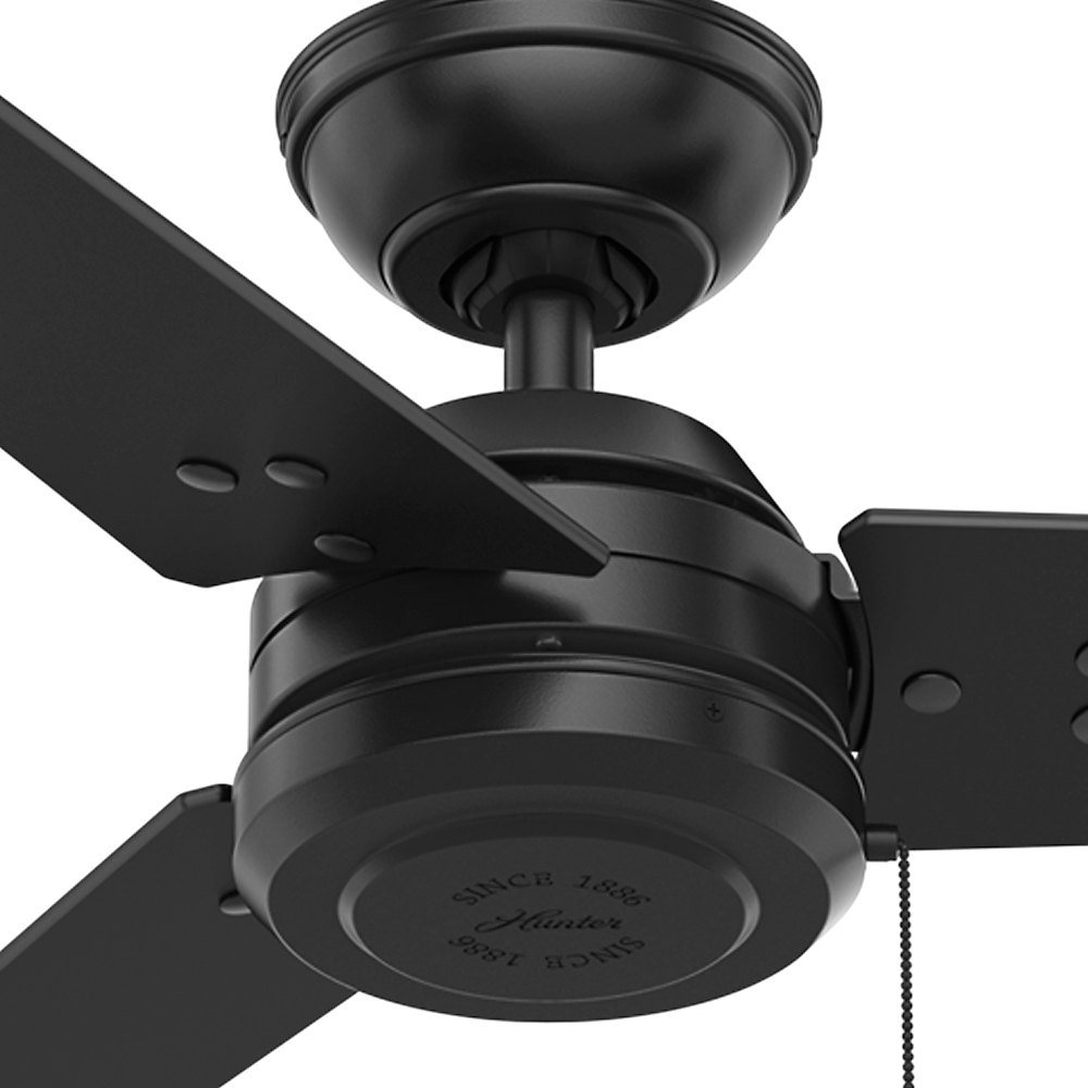 ceiling dempsey with matte fan depot in p home outdoor black light led the fans indoor lights hunter