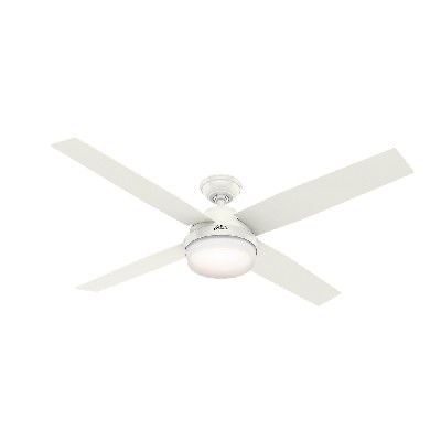 Hunter Fan Co Dempsey with Light Fresh White 59442 Each 590698 hunter fan Dempsey with Light White Ceiling Fans upc 049694594426 hunter fan Dempsey with Light White Ceiling Fans upc 049694594426 hunter fan Dempsey with Light White Ceiling Fans upc 049694594426 hunter fan Dempsey with Light White Ceiling Fans upc 049694594426
