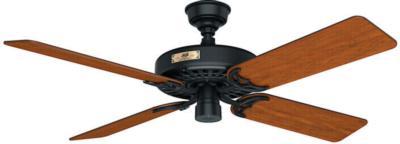 hunter ceiling fan company hunter ceiling fans 23838  403170 hunter fan 23838  Hunter Original Black Hunter 23838 Hunter Hunter Original Black model 23838