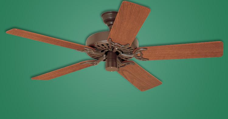 Classic orginal chestnut brown ceiling fan interiordecorating classic orginal chestnut brown ceiling fan aloadofball Choice Image