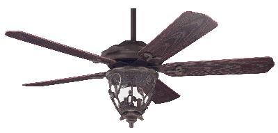 """Hunter 28130 Hunter 28130 Outdoor Elements DISC 52"""" Ceiling Fan"""