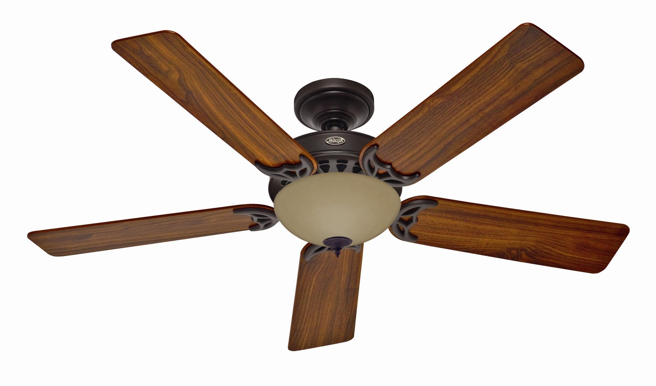 Hunter Ceiling Fan Parts Hunter Fan Light Kit Brushed Nickel In