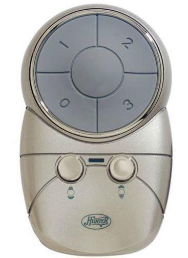 Model 99121 99121 Fan Light Universal Remote Control