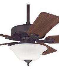 5 Minute New Bronze Ceiling Fan by