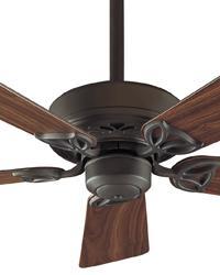 Hudson New Bronze Ceiling Fan