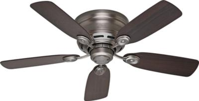 traditional ceiling fans hunter ceiling fans 51060  270276 hunter fan 51060  hunter 42in Low Profile III 42in Antique Pewter  ceiling fans 42in Low Profile Antique Pewter Fan Hunter 51060 Hunter 42in Low Profile Antique Pewter Fan model 51060