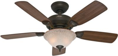 hunter caraway ceiling fan family code h154 44p2 52082  270242 hunter fan 52082  Caraway 44in New Bronze ceiling fans Hunter 52082 Hunter Caraway 44in New Bronze model 52082