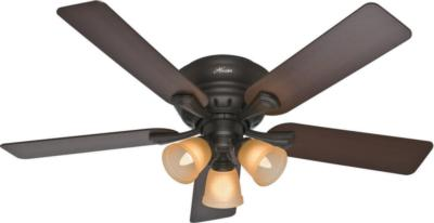 hunter ceiling fans 53012  270309 hunter fans 53012  hunter Reinert-52in Premier Bronze ceiling fans Reinert 52in Premier Bronze Fan Hunter 53012 Hunter Reinert 52in Premier Bronze Fan model 53012