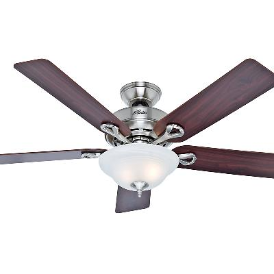 hunter ceiling fans 53047  263376 hunter fan 53047  263376 The Kensington - 52