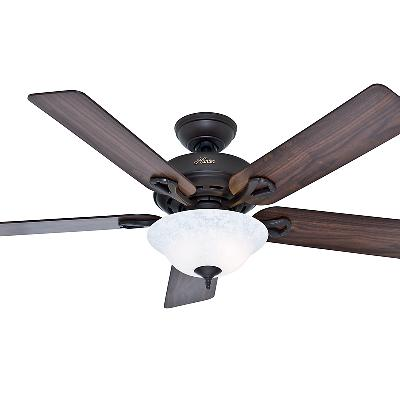 hunter ceiling fans 53048  263377 hunter fan 53048  263377 The Kensington - 52