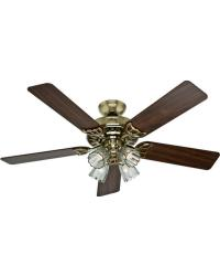 Studio Series Ceiling Fan Bright Brass Studio Series