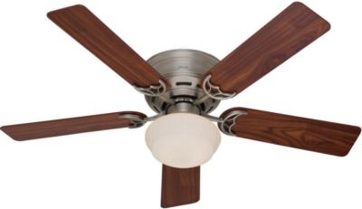 traditional ceiling fans hunter ceiling fans 53074  270282 hunter fan 53074  hunter 52in Low Profile III Plus Antique Pewter  ceiling fans Hunter 53074 Hunter 52in Low Profile III Plus Antique Pewter model 53074