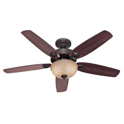 hunter ceiling fans 53091  476373 Hunter Fan 53091 hunter builder deluxe new bronze ceiling fans Hunter Custom Builder Fans Hunter 53091 Hunter Builder Deluxe 52inch New Bronze model 53091