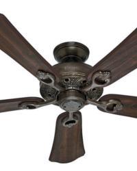 Kingsbury Roman Bronze Ceiling Fan