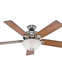 Pros Best Five Minute Fan 52inch Brushed Nickel new 2016