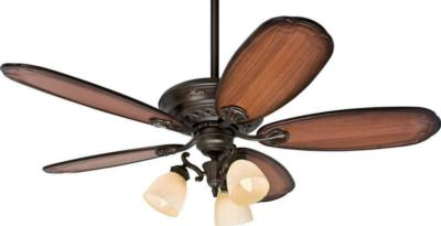 Crown park 54in tuscany gold interiordecorating for Prestige ceiling fans