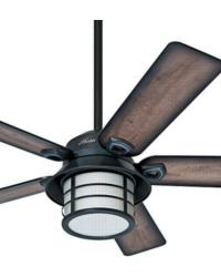 Key Biscayne 54 inch Outdoor Fan Damp by