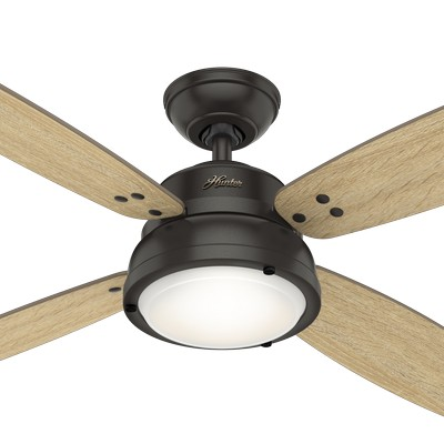 hunter ceiling fans 2018 fans Wingate Noble Bronze 52in Fan 59438  657723 Hunter Fan Wingate Noble Bronze